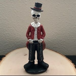 Day Of The Dead Male Skeleton Decor